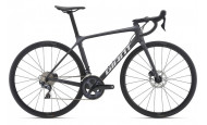 Велосипед Giant TCR Advanced 1 Disc Pro Compact (2021) серый L