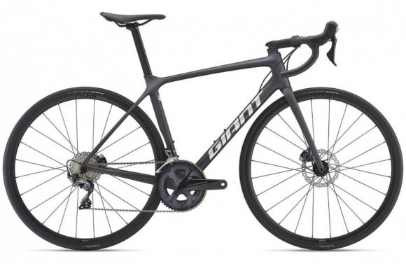 Городской велосипед Giant FastRoad E+ 2 Pro (2021) серый M