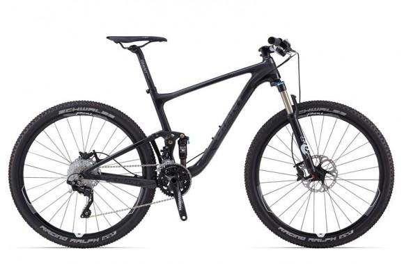 Двухподвесный велосипед Giant Anthem Advanced 27.5 1 (2014)