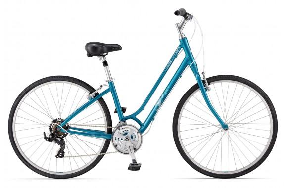 Женский велосипед  велосипед Cypress W (2014)