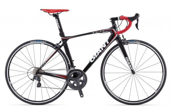 Шоссейный велосипед Giant TCR Advanced 1 pro compact- Ultegra (2014)