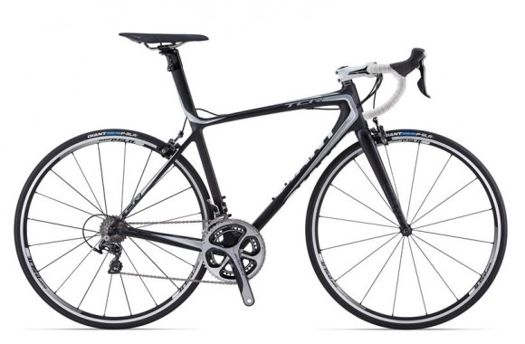 Шоссейный велосипед Giant TCR Advanced SL 1 ISP (2014)