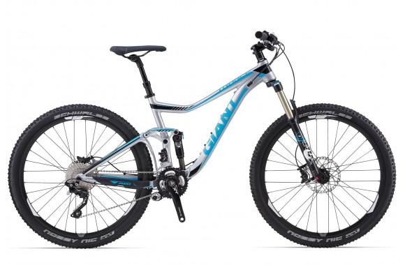 Экстремальный велосипед  велосипед Giant Trance 27.5 1 (2014)