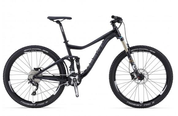 Экстремальный велосипед  велосипед Giant Trance 27.5 2 (2014)