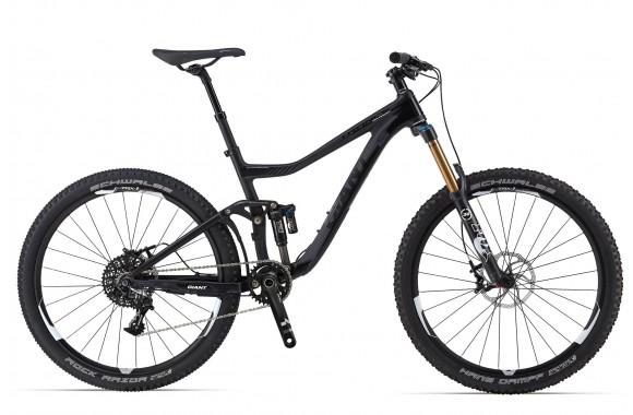 Экстремальный велосипед Giant Trance Advanced SX 27.5 (2014)