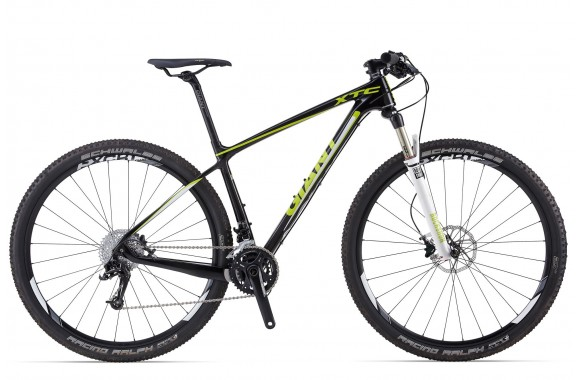 Горный велосипед Giant XtC Advanced SL 29er 1 (2014)