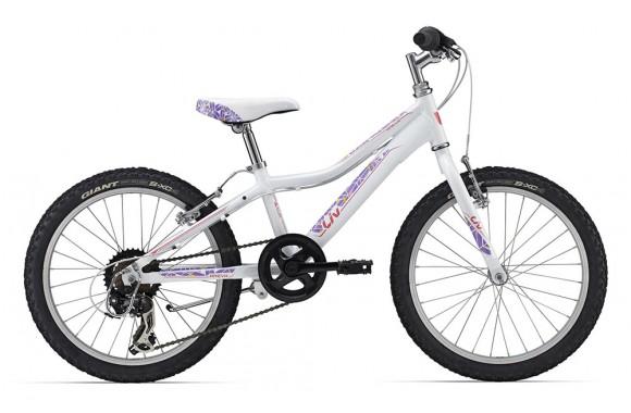 Детский велосипед  велосипед Giant Areva 20 Lite (2015)