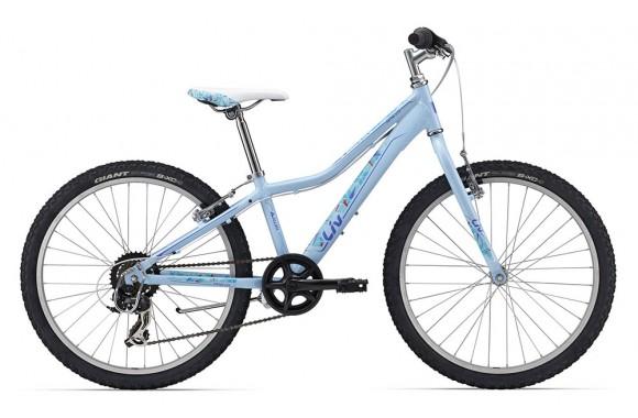 Подростковый велосипед  велосипед Giant Areva 24 (2015)