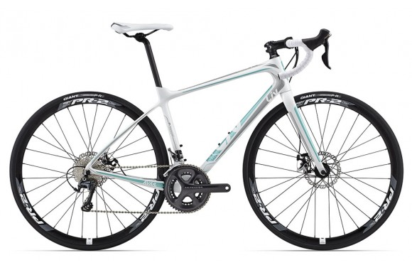 Шоссейный велосипед Giant Avail Advanced 1 (2015)