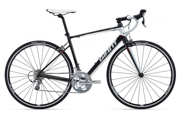 Шоссейный велосипед Giant Defy 2 (compact) (2015)