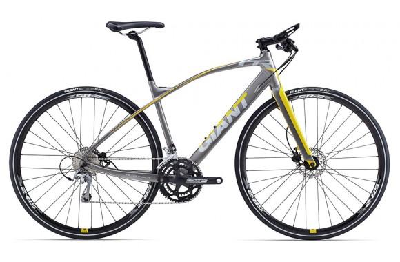 Шоссейный велосипед  велосипед Giant FastRoad SLR 1 (2015)