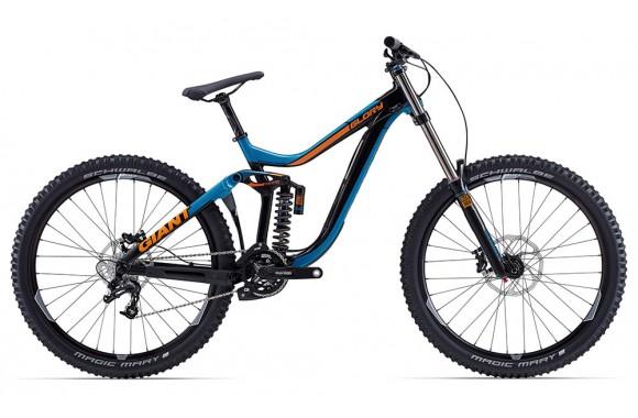 Экстремальный велосипед Giant Glory 27.5 2 (2015)