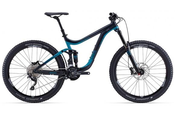 Экстремальный велосипед  велосипед Giant Reign 27.5 2 (2015)
