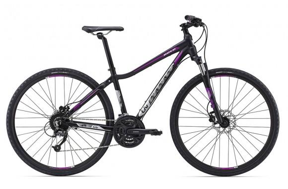 Женский велосипед  велосипед Giant Rove 2 Disc DD (2015)