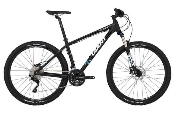 Горный велосипед  велосипед Giant Talon 27.5 2 LTD (2015)