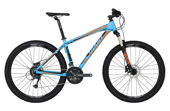 Горный велосипед  велосипед Giant Talon 27.5 3 LTD (2015)