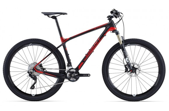 Горный велосипед Giant XtC Advanced 27.5 1 (2015)
