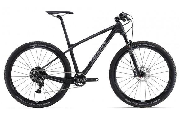 Горный велосипед Giant XtC Advanced SL 27.5 1 (2015)