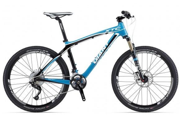 Горный велосипед Giant XTC Composite 1 (2013)