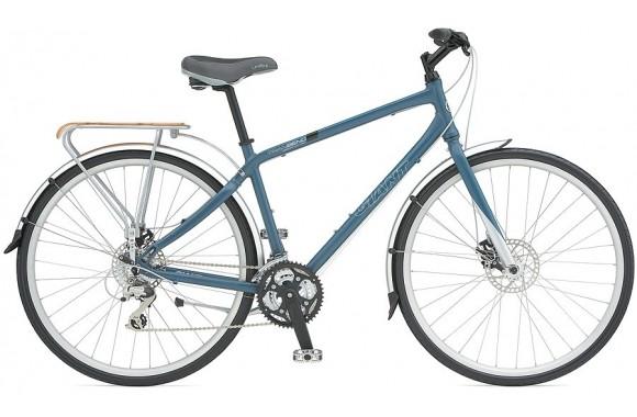 Комфортный велосипед Giant Tran Send LX (2008)