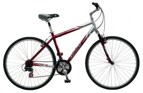 Комфортный велосипед  велосипед Giant Cypress (2006)