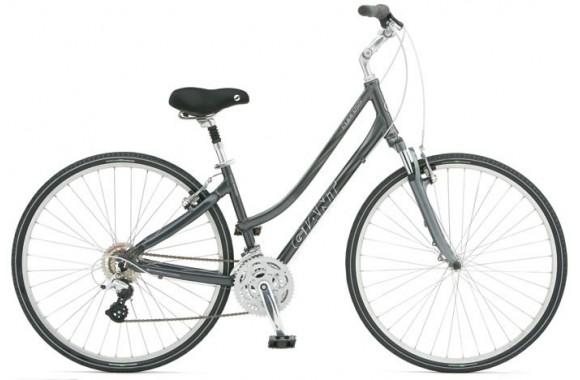 Женский велосипед  велосипед Giant Cypress New LDS (2007)