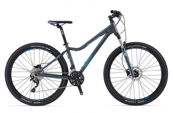 Женский велосипед  велосипед Giant Tempt 27.5 2 LTD (2014)