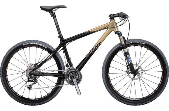 Горный велосипед Giant XtC Composite 1 (2008)