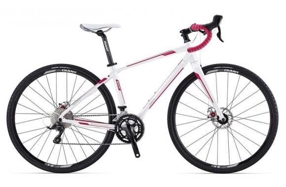 Женский велосипед  велосипед Giant Invite 1 (2014)