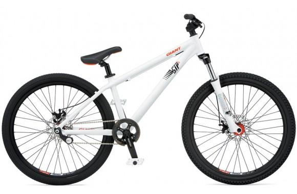 Экстремальный велосипед  велосипед Giant STP SS (2009)