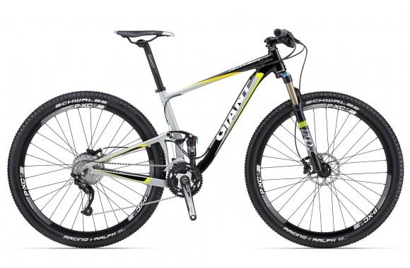Двухподвесный велосипед  велосипед Giant Anthem X 29ER 1 (2013)