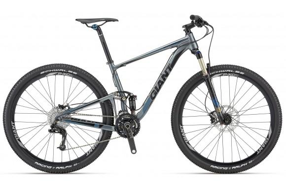 Двухподвесный велосипед  велосипед Giant Anthem X 29er 0 (2012)
