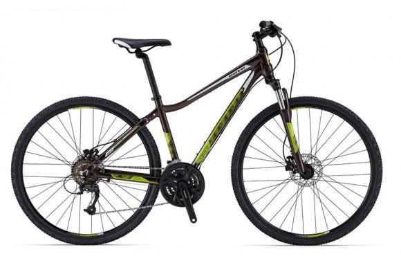 Женский велосипед  велосипед Giant Rove 2 Disc (2014)