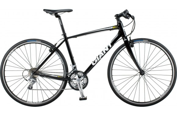 Городской велосипед Giant Escape RX 2 (2012)