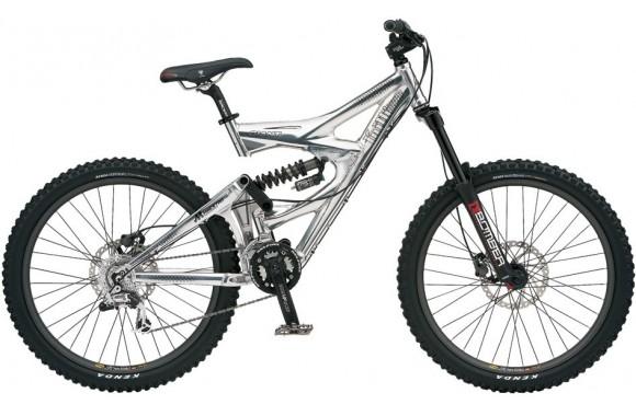 Двухподвесный велосипед Giant Faith 1 (2006)