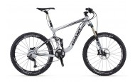 Двухподвесный велосипед Giant Trance X 0 (2012)