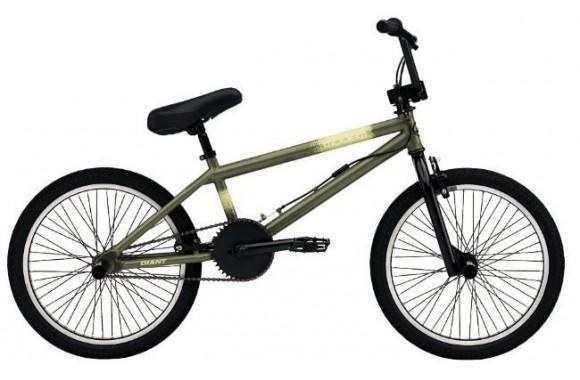 Экстремальный велосипед  велосипед Giant Modem (2006)