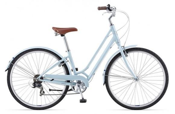 Женский велосипед  велосипед Giant Flourish 3 (2014)