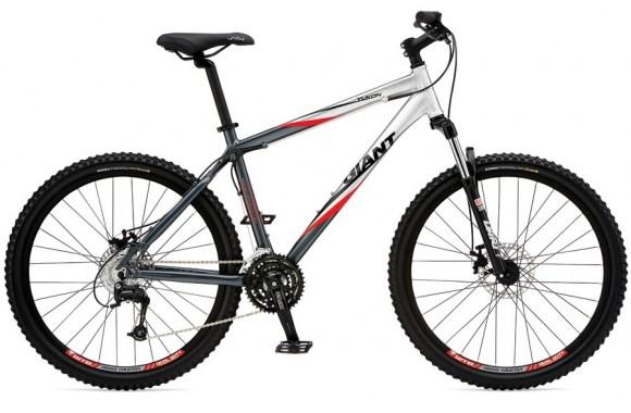 Горный велосипед Giant Yukon (2009)