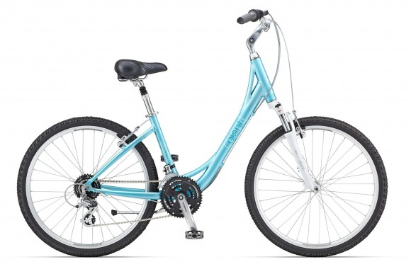 Женский велосипед Giant Sedona DX W (2013)