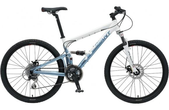 Двухподвесный велосипед  велосипед Giant Anthem S GTS (2007)