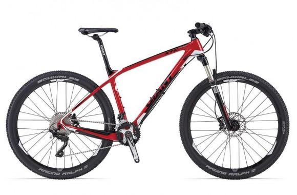 Горный велосипед Giant XtC Advanced 27.5 3 LTD (2014)