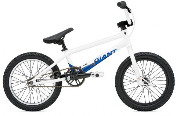 Экстремальный велосипед Giant Method 16 (2009)