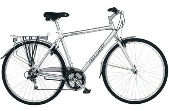 Комфортный велосипед  велосипед Giant Expression (2006)