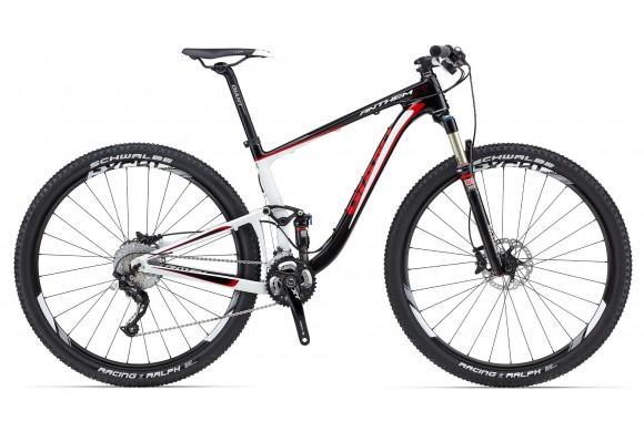 Двухподвесный велосипед  велосипед Giant Anthem X Advanced 29ER 1 (2013)
