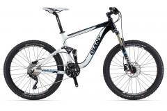 Двухподвесный велосипед Giant Trance X 2 (2013)