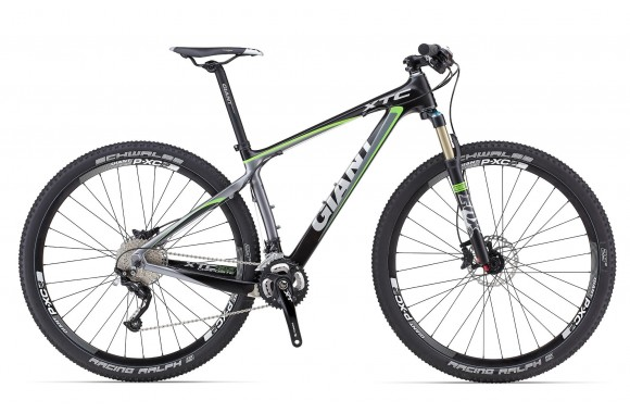 Горный велосипед Giant XTC Composite 29ER 1 (2013)