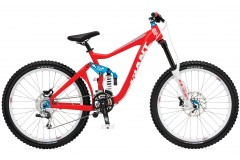 Двухподвесный велосипед Giant Faith 1 (2011)