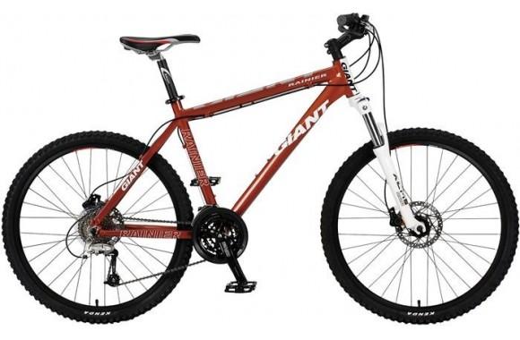 Горный велосипед Giant Rainier (2010)