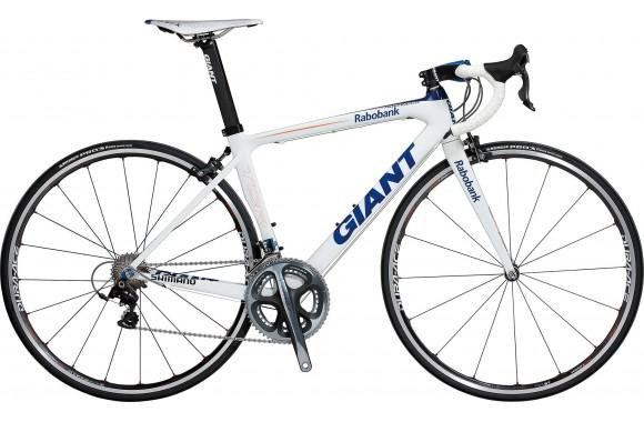 Шоссейный велосипед Giant TCR ADVANCED Rabo (2010)